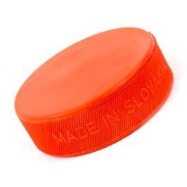 Hokejový puk Hejduk oranžový - těžký