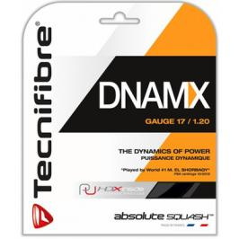 Squashový výplet Tecnifibre DNAMX 1.20 mm