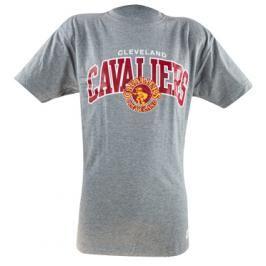 17. NAROZENINY - Pánské tričko Mitchell & Ness Team Arch NBA Cleveland Cavaliers