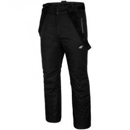 Pánské zimní kalhoty 4F SPMN004 Black