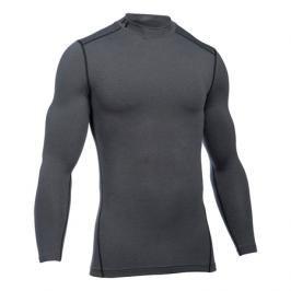Pánské tričko Under Armour CG Comp Mock Grey