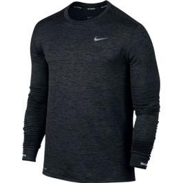 Pánské tričko Nike Therma Sphere Running Black