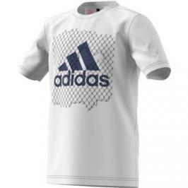 Dětské tričko adidas Bos Logo White