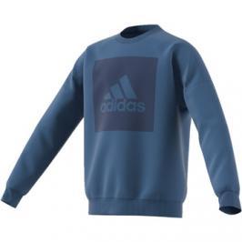 Dětská mikina adidas Logo Crew Blue