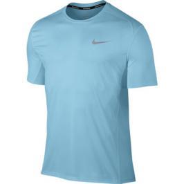 Pánské tričko Nike Dry Miler Running Top Blue