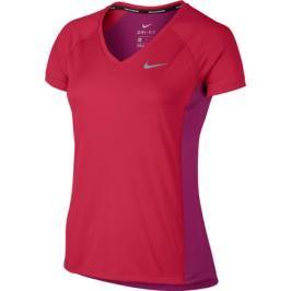 Dámské tričko Nike Dry Miler Running Pink