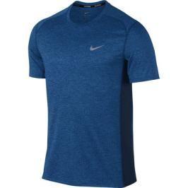 Pánské tričko Nike Dry Miler Running Top LT Blue