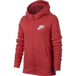 Dětská mikina Nike Sportswear Hoodie Red