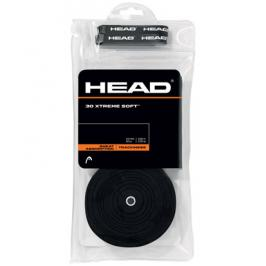Omotávka na rakety vrchní Head Xtreme Soft Black (30 ks)