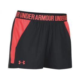 Dámské šortky Under Armour Play Up 2.0 Black/Red