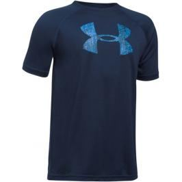 Dětské tričko Under Armour Tech Big Logo Navy