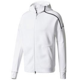 Pánská mikina adidas ZNE Hoody 2 White