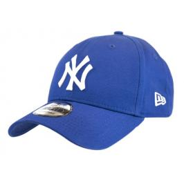 Kšiltovka New Era 9Forty MLB New York Yankees Blue/White