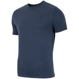 Pánské tričko 4F TSM002 Dark Blue