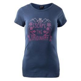 Dámské tričko Hi-Tec Clover Insigna Blue