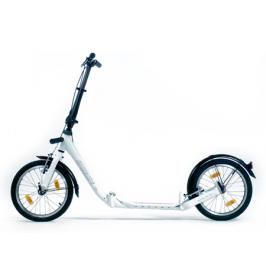 Kickbike Clix bílá