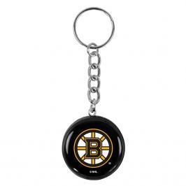 Přívěsek na klíče SHER-WOOD puk NHL Boston Bruins