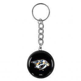 Přívěsek na klíče SHER-WOOD puk NHL Nashville Predators