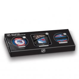 Dárkový fan gift box Sher-Wood NHL New York Rangers