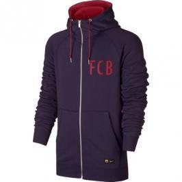 Pánská mikina Nike FC Barcelona Authentic Full-Zip 810291-524