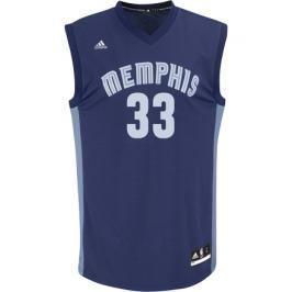 17. NAROZENINY - Dres replika adidas NBA Memphis Grizzlies Marc Gasol 33