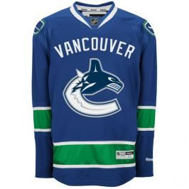 Dres Reebok Premier Jersey NHL Vancouver Canucks