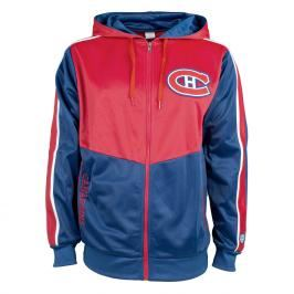 Pánská bunda s kapucí Old Time Hockey Chaser NHL Montreal Canadiens