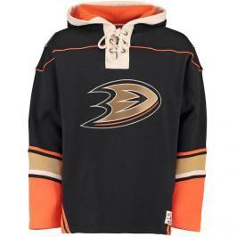 Pánská mikina s kapucí Old Time Hockey Lacer Fleece NHL Anaheim Ducks