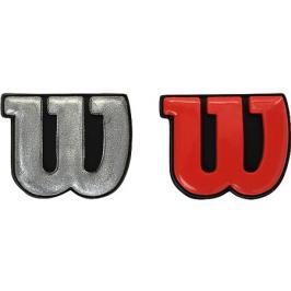 Vibrastop Wilson Pro Feel 2 ks Red/Silver