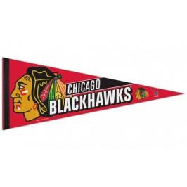 Vlajka WinCraft Premium NHL Chicago Blackhawks