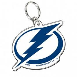 Akrylová klíčenka premium NHL Tampa Bay Lightning