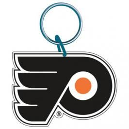 Akrylová klíčenka premium NHL Philadelphia Flyers