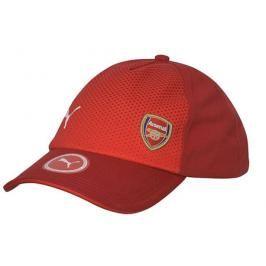 Kšiltovka Puma Arsenal FC červená