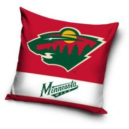 Polštářek NHL Minnesota Wild