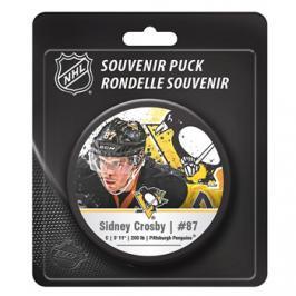 Puk Sher-Wood NHL Sidney Crosby 87