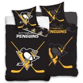 Svítící povlečení NHL Pittsburgh Penguins