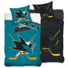 Svítící povlečení NHL San Jose Sharks