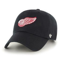 Kšiltovka 47 Brand Clean Up NHL Detroit Red Wings černá