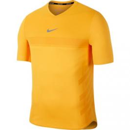 Pánské tričko Nike Court Aeroreact Rafa Laser Orange