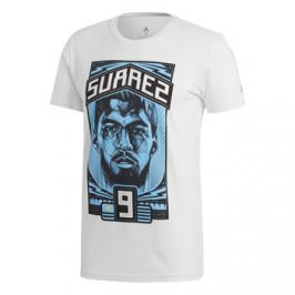 Pánské tričko adidas Graphic Luis Suárez Uruguay