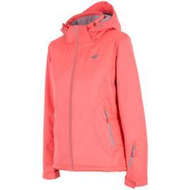 Dámská lyžařská bunda 4F KUDN003 Coral