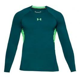 Pánské tričko Under Armour HG Compression  Arena Green