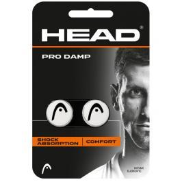 Vibrastop Head Dampener Pro White (2 ks)