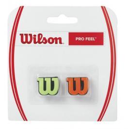 Vibrastop Wilson Pro Feel Green/Orange 2 ks