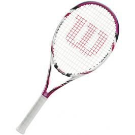 Tenisová raketa Wilson Six.Two Pink 2017