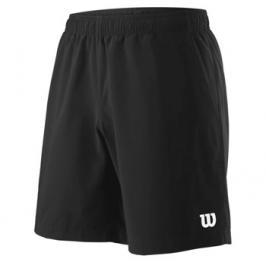Pánské šortky Wilson Team 8 Black