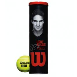 Tenisové míče Wilson RF Legacy Court (4ks)