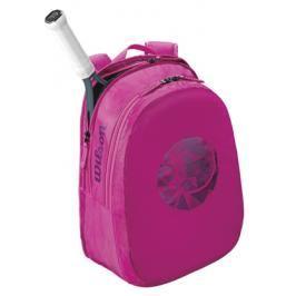 Dětský batoh na rakety Wilson Junior Backpack Pink