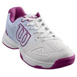 Juniorská tenisová obuv Wilson Stroke Junior White
