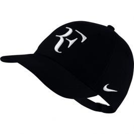 Kšiltovka Nike Court Aerobill Heritage86 RF Black